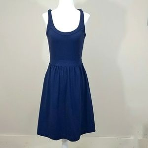 Cynthia Rowley Navy Blue Tank Dress Size XS